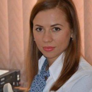 Крутченко  Ярина Григорівна  лікар з УЗД ІІ категорії
