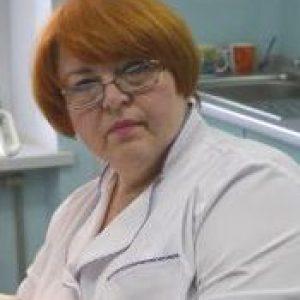 Литвиненко Світлана Іванівна  лікар-стоматолог вищої категорії