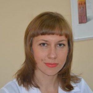 Шевлякова Олеся Сергіївна лікар-офтальмолог I категорії
