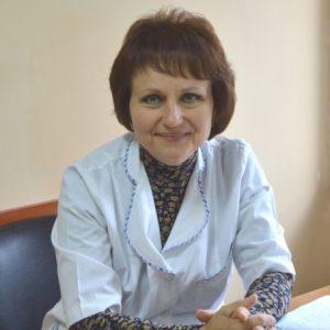Шиян  Світлана Василівна  лікар-акушер-гінеколог вищої категорії