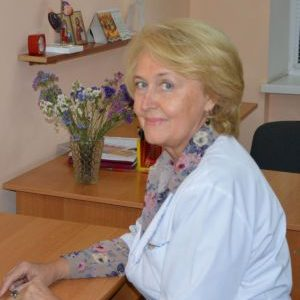 Слюсар  Наталія Олексіївна  лікар-невропатолог вищої категорії