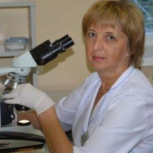 Стеблян  Тетяна Анатоліївна  лікар-лаборант I категорії