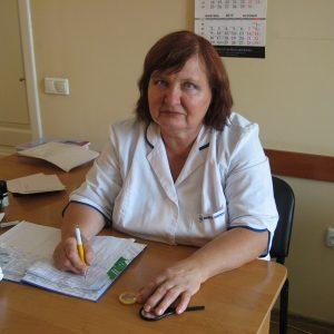Калініченко Тетяна Федорівналікар-офтальмолог