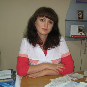 Дудник Юлія Анатоліївна - лікар-терапевт ІІ категорії
