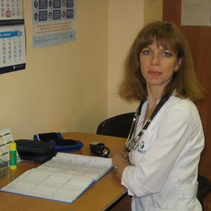 Токар Тетяна Віталіївна - лікар-кардіолог вищої категорії