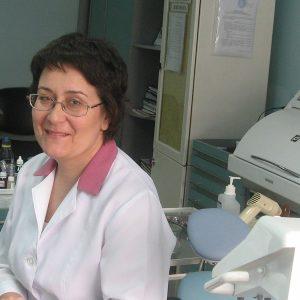 Байрамова Оксана Миколаївна, лікар-стоматолог