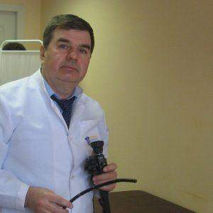 Скрипаль Юрій Миколайович, лікар-ендоскопіст
