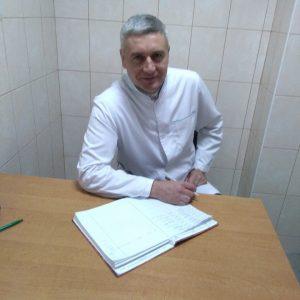 Телефанко Ростислав Ярославович лікар-уролог І категорі
