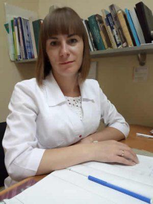 Корсунська Лілія Анатоліївна лікар-дерматовенеролог, спеціаліст