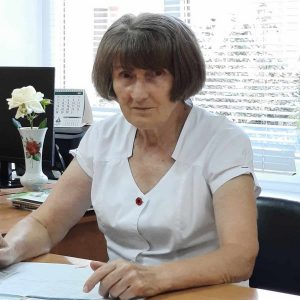 Акушер- гінеколог Гунько Л. Г.