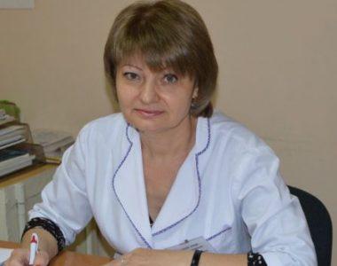 Нестеренко Надія Дмитрівна
